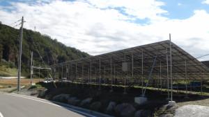 北杜武川発電所